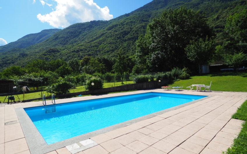 Bilocale in residence con piscina!