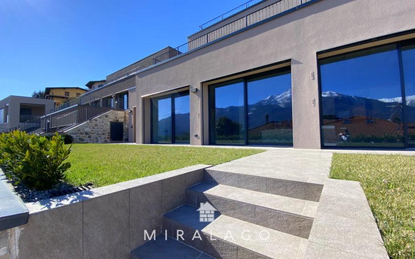 Moderni appartamenti con terrazze o giardini meravigliosa vista lago