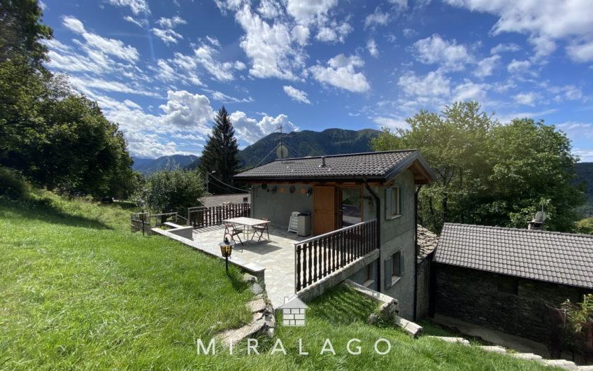 Meravigliosa casa indipendente con 600mq di giardino