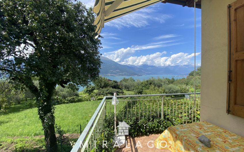 Meravigliosa casa indipendente vista lago