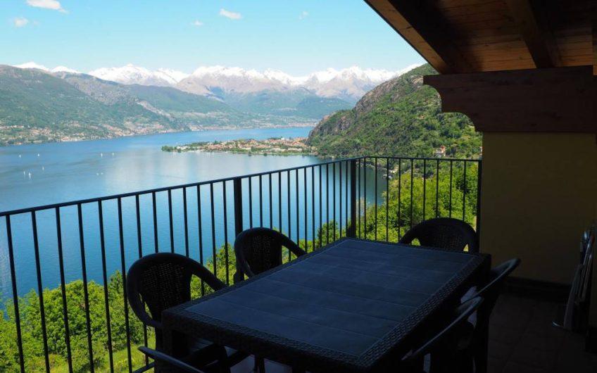 Appartamenti con terrazze stupenda vista lago!
